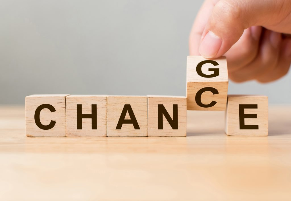 Take Charge of Change